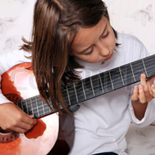 Choosing Your Child's First Guitar